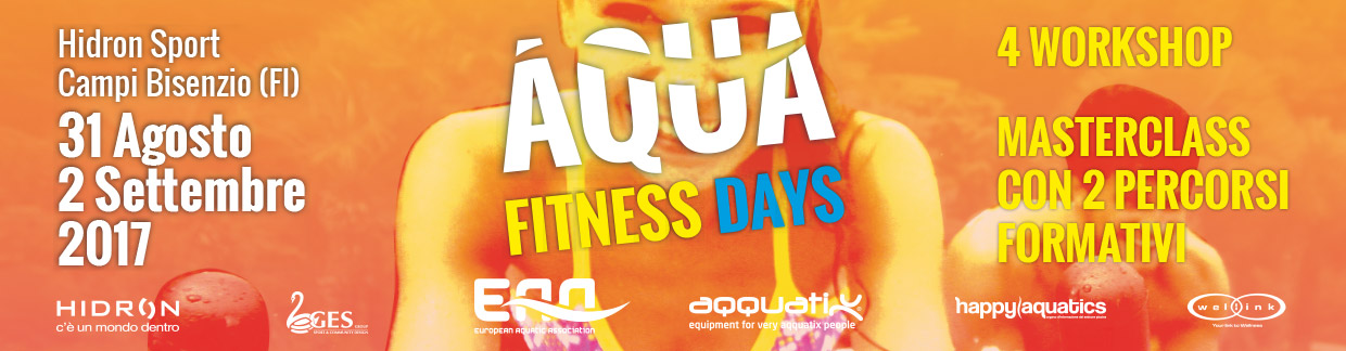 AQUAFITNESS DAYS 2017
